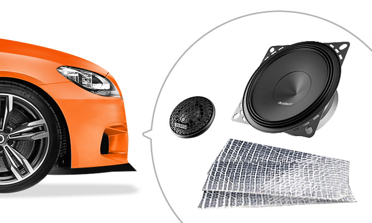 BCSS supply & fit audio upgrades for your bmw vehicle