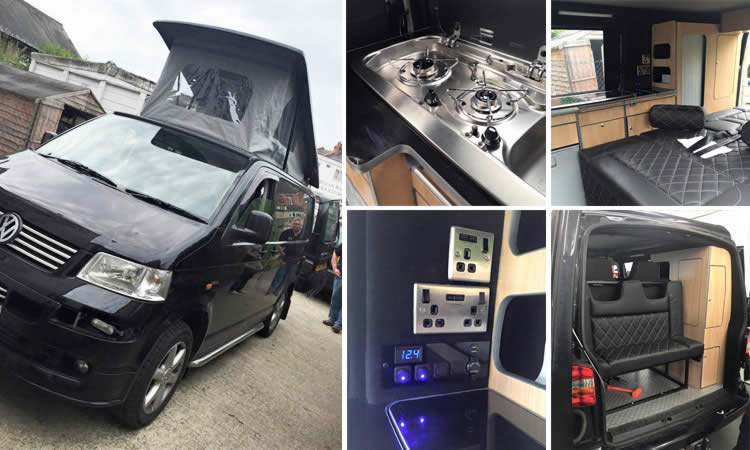 Professional motorhome conversions, surrey, south london