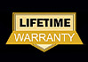 Lifetime Four Masters warranty on products