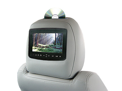 In-car entertainment systems Surrey