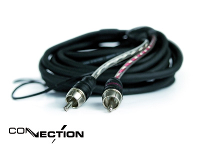 Connection cables & interconnects