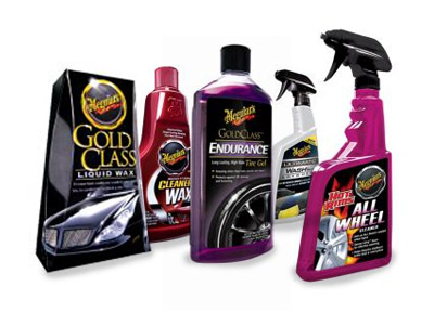 Meguiars Car Care & Cleaning Products