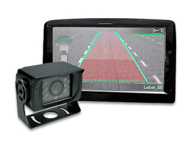 Reversing Cameras stocked and fitted