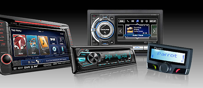Car Audio & Security Products