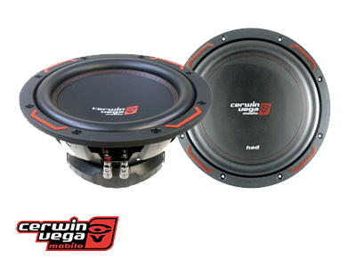 Cerwin Vega HED Subwoofers