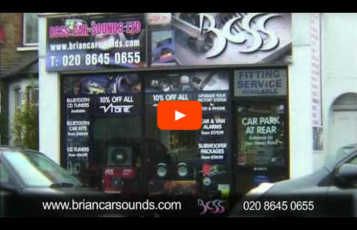Brian Car Sounds Security (BCSS) Promo video. One of the best car audio stores in the uk.